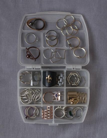 My own jewellery box.